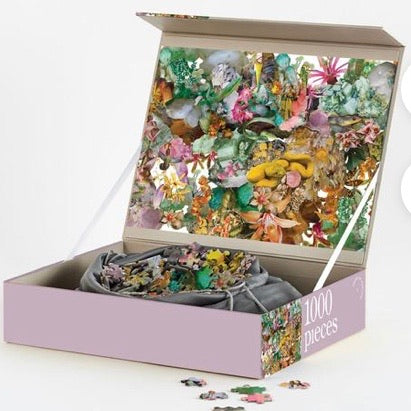 1000 Piece Puzzle The Flora Edition