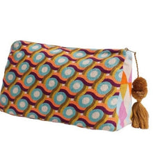 Load image into Gallery viewer, Winnie Cosmetic Bag -Sage & Clare