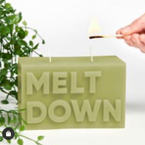 #MeltDown Candle