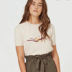 Auguste The Label Voyage Sea Shell Tee