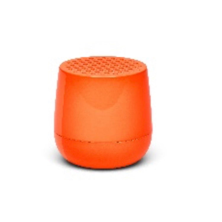 Mino Portable Bluetooth Speaker Fluro Orange