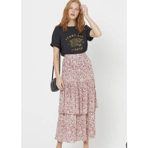 August The Label Freya Lise Maxi Skirt