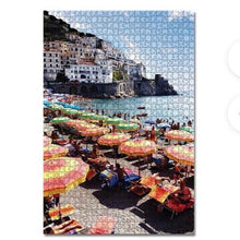 Load image into Gallery viewer, 1000 Piece Puzzle Amalfi Neapolitan