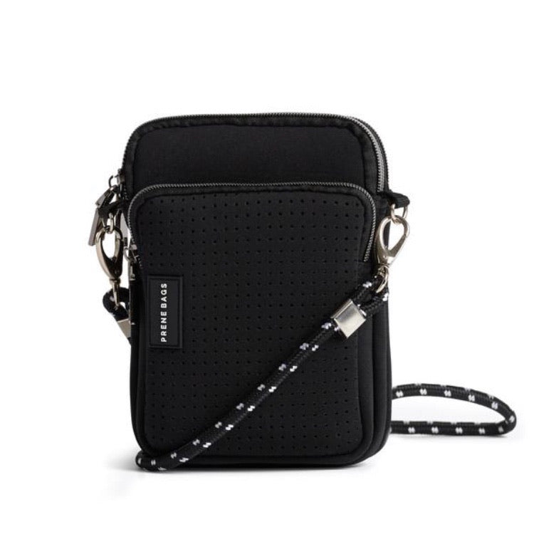 "Prene ""Mimi Bag"" Cross Body Black"