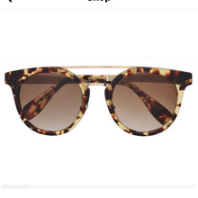 Load image into Gallery viewer, Sticks & Sparrow Element Tortoise Sunglasses