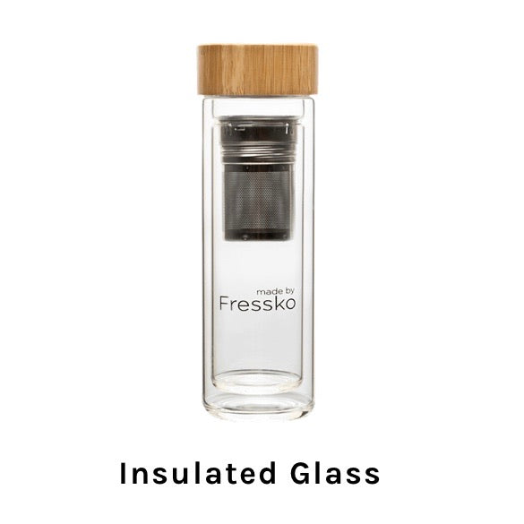 Insulated Glass Flask