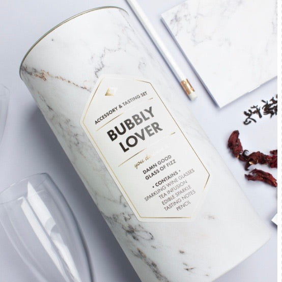 Bubbly Lover Accessory and Tasting Kit