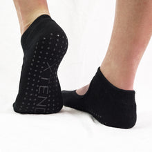 Xtend Mary Jane Socks - Black