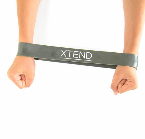 Xtend Barre Resistance Band - Grey