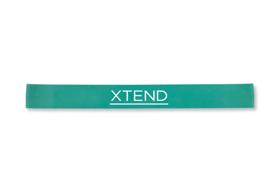 Xtend Barre Resistance Band - Teal