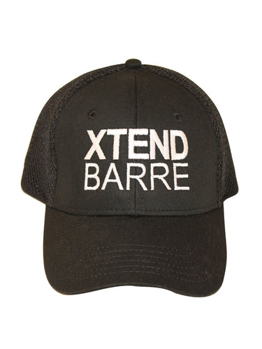 Xtend Barre Baseball Hat - Black