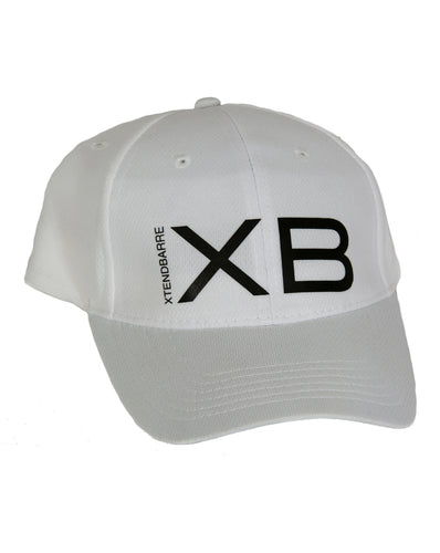 Xtend Barre Baseball Hat - White