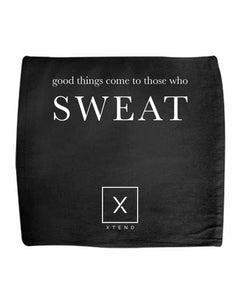 Xtend Barre Sweat Towel - Black