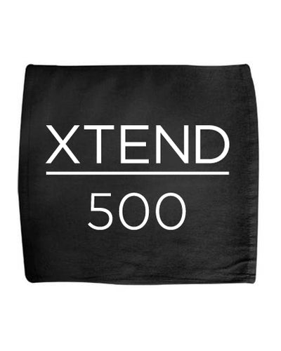 VIX Towel 500 - Black