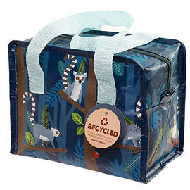 Spirit of The Night Lemur Zip Up Lunch Bag - The Marvellous Market Stall