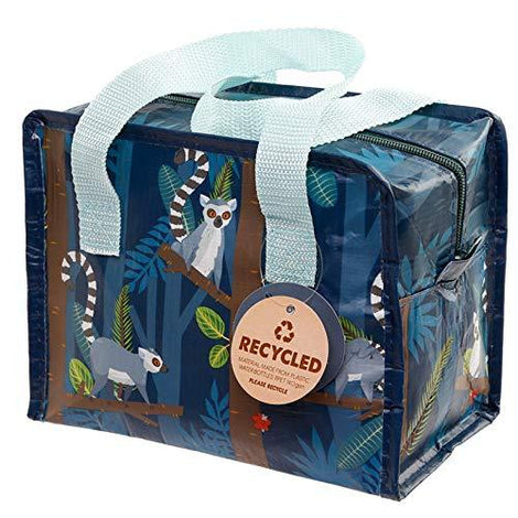 Toucan Party Zip Up Lunch Bag - The Marvellous Market Stall