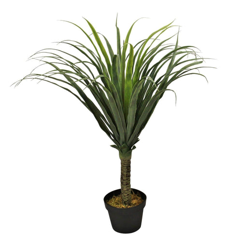 Artificial  Yucca Plant, 90cm - The Marvellous Market Stall