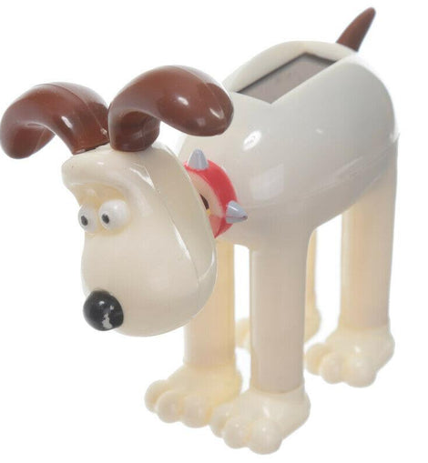 Collectable Licensed Solar Powered Pal - Gromit - The Marvellous Market Stall