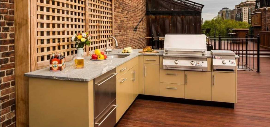 69 Outdoor Kitchen & Bar Ideas