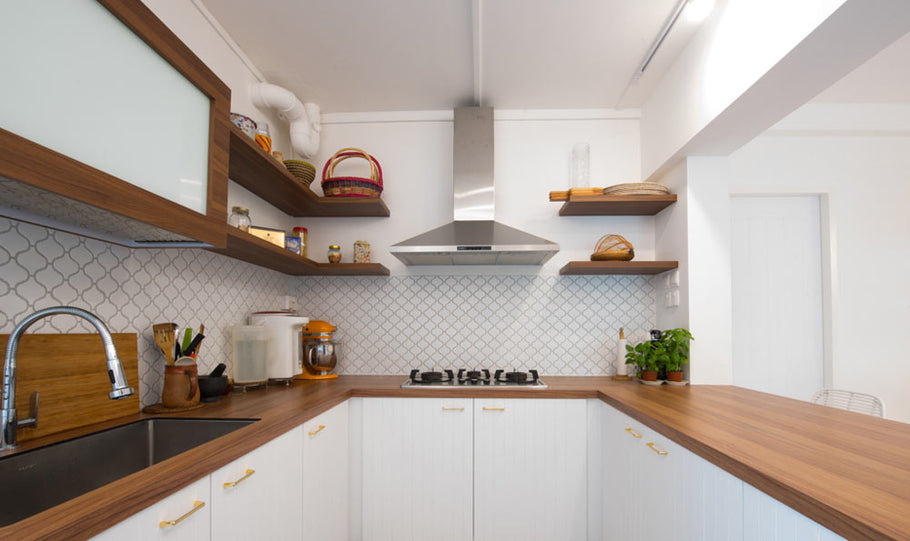 Small kitchen problems are real, but not all kitchen layouts will see the same issues