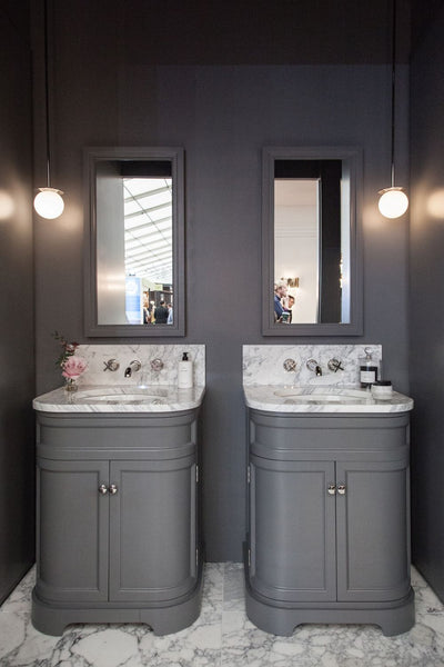One is Not Enough: You Need a Modern Bathroom Double Vanity