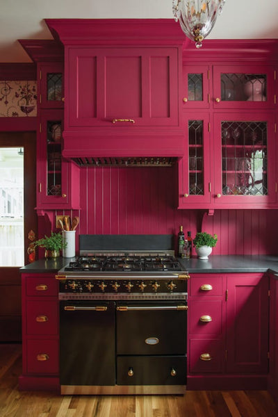 A Queen Anne Revival Kitchen in Seattle