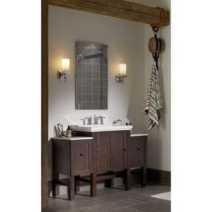 Organize with kohler k 2913 pg saa catalan mirrored cabinet with 107 hinge 1 satin anodized aluminum