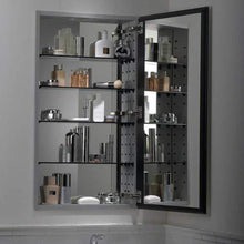 Load image into Gallery viewer, Products kohler k 2913 pg saa catalan mirrored cabinet with 107 hinge 1 satin anodized aluminum