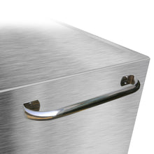 Load image into Gallery viewer, Save viper tool storage v412409ssr 41 9 drawer rolling cabinet 41 x 24 stainless steel