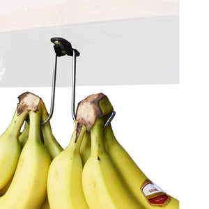 Shop yyst under cabinet mug cup holder banana hanger under cabinet storage rack 4 pk