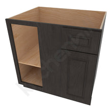 Load image into Gallery viewer, Blind Corner Cabinets | Venus Truffle