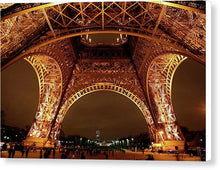 Load image into Gallery viewer, An Evening At The Eiffel - Canvas Print