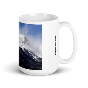 Mug Featuring Mount Chapin - Color