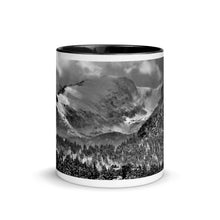 Load image into Gallery viewer, Mug Featuring Rocky Mountain National Park Views In The Snow