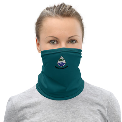 Neck Gaiter With Bay's Creek Logo & Text