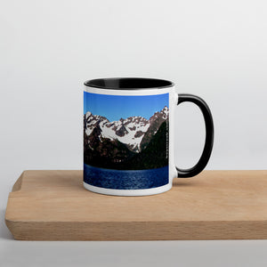 Mug Featuring Thumb Cove, Alaska