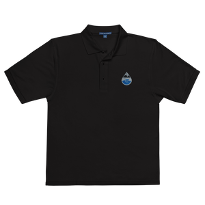 Embroidered Polo Shirt With Logo