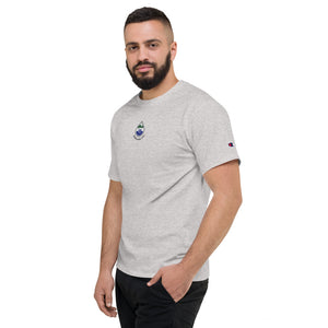 Men's Champion T-Shirt with Bay's Creek Logo and Text
