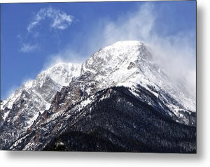 Mount Chapin Colorado - Metal Print