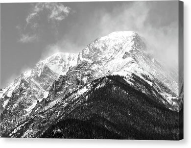 Mount Chapin RMNP - Canvas Print