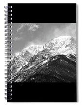 Load image into Gallery viewer, Mount Chapin RMNP - Spiral Notebook