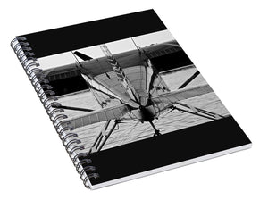 Sea Plane Alaska - Spiral Notebook