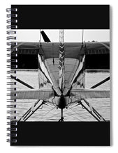 Load image into Gallery viewer, Sea Plane Alaska - Spiral Notebook