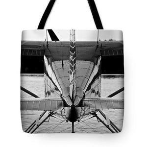 Sea Plane Alaska - Tote Bag
