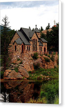 Load image into Gallery viewer, St. Malo, Colorado - Canvas Print