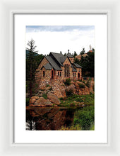 Load image into Gallery viewer, St. Malo, Colorado - Framed Print