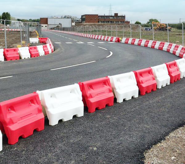 How and When to Use a Water Filled Road Barrier