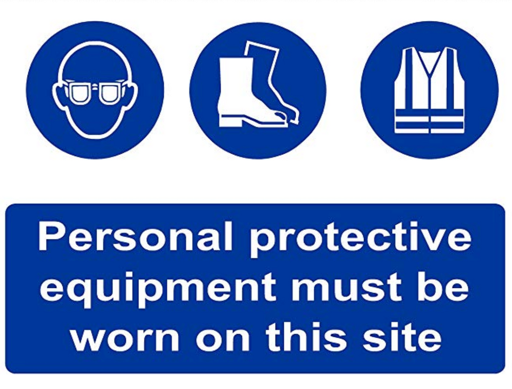 Why is PPE required in the Workplace?
