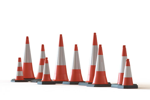 Melba Swintex Road Cone Traffic Cone for sale