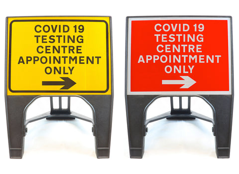 covid-19-test-testing-centre-site-sign-signage-signs-temporary-street-road